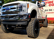 Truck Accessories in Pompano Beach, FL